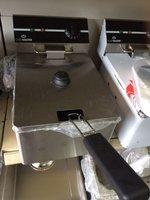NEW - Chefmaster Countertop 6L Electric Single Fryer