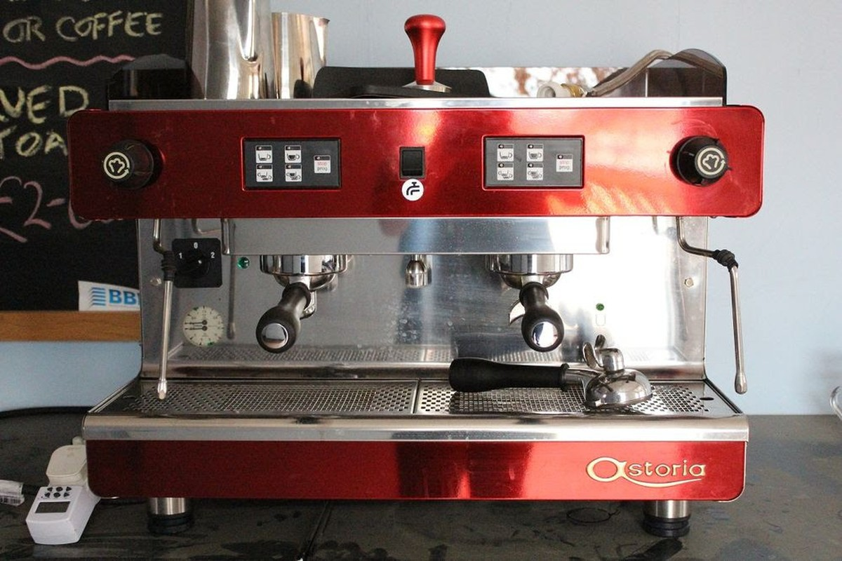 Commercial Coffee Machine Bicester Oxfordshire
