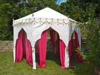 Octagonal Indian Pagoda tent
