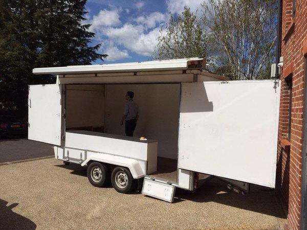 Tow A Van 5800 Trailer