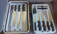 Victorinox Chefs Case of Knives