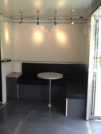 Kompak exhibition trailer 5.5m