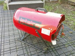 LG150 Jetair - Space Heater