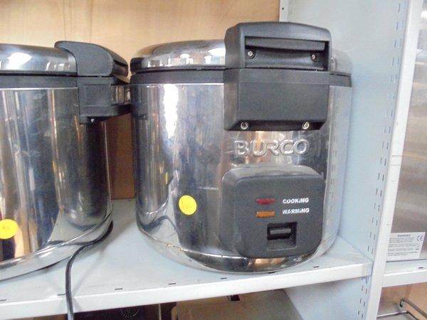 Burco Rice Cooker (3843)