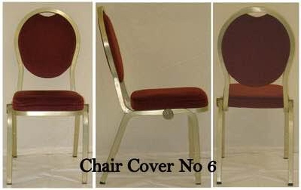 Chair cover No 6