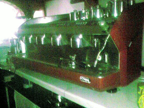 Used 4 group Espresso Coffee Machine