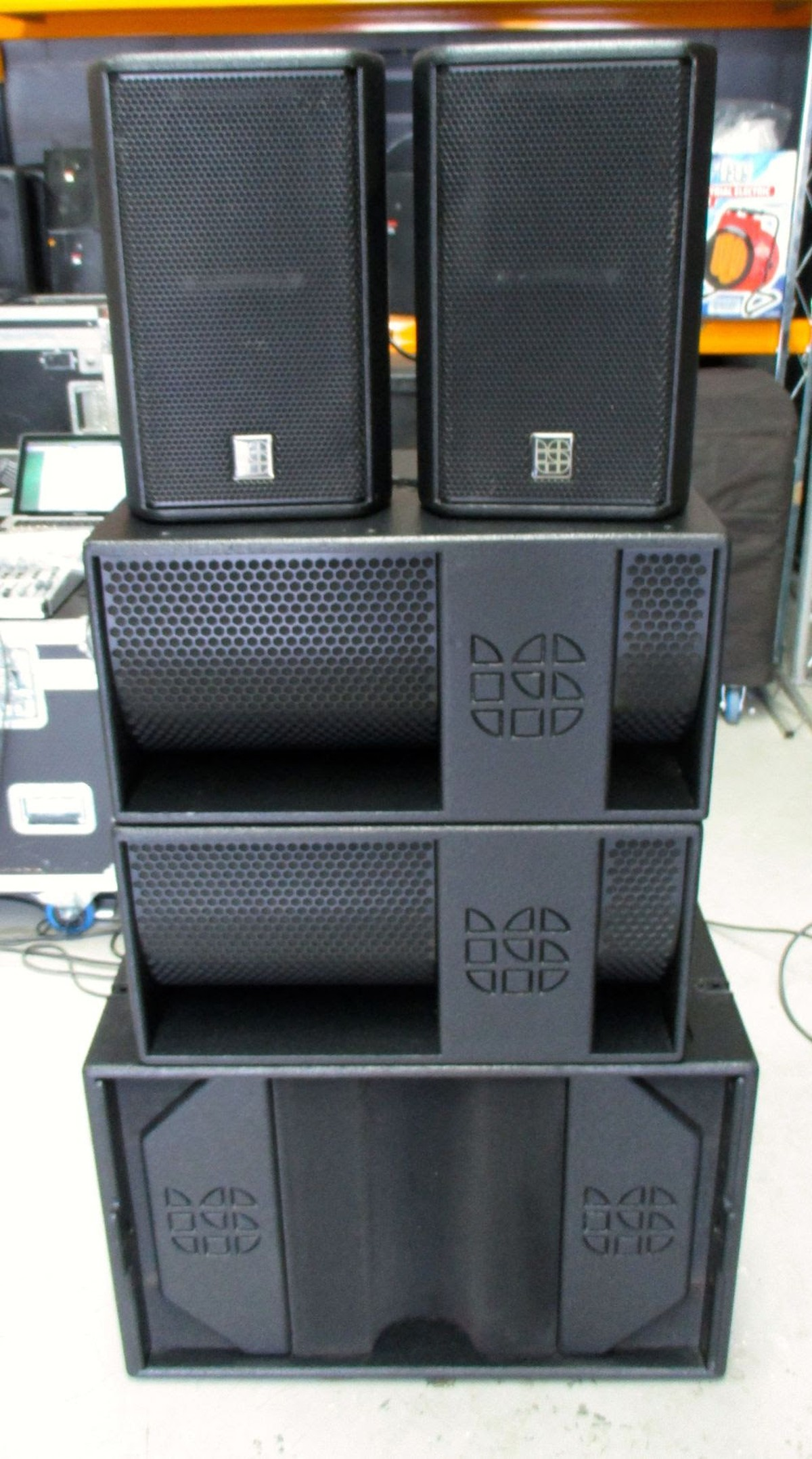 Used Cabinets For Sale >> Secondhand Sound and Lighting Equipment | PA Systems ...