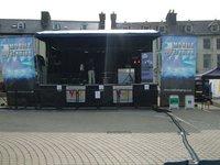 Mobile Stage Europium 8m x 7m