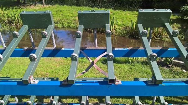 Cask Racking System