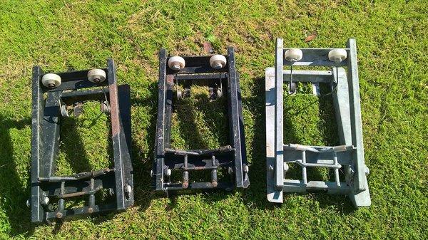 3x Mechanical Spring Auto Tilt Spillage