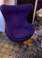 4x Swan Chairs