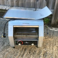 Chefmaster Conveyor Toaster