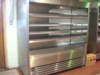2x Stainless Steel Multi Deck Fridges