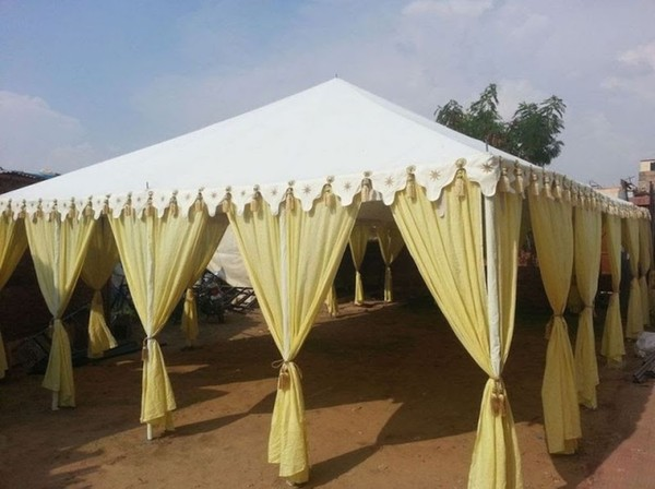 10m x 6m Maharajah Wedding Marquee