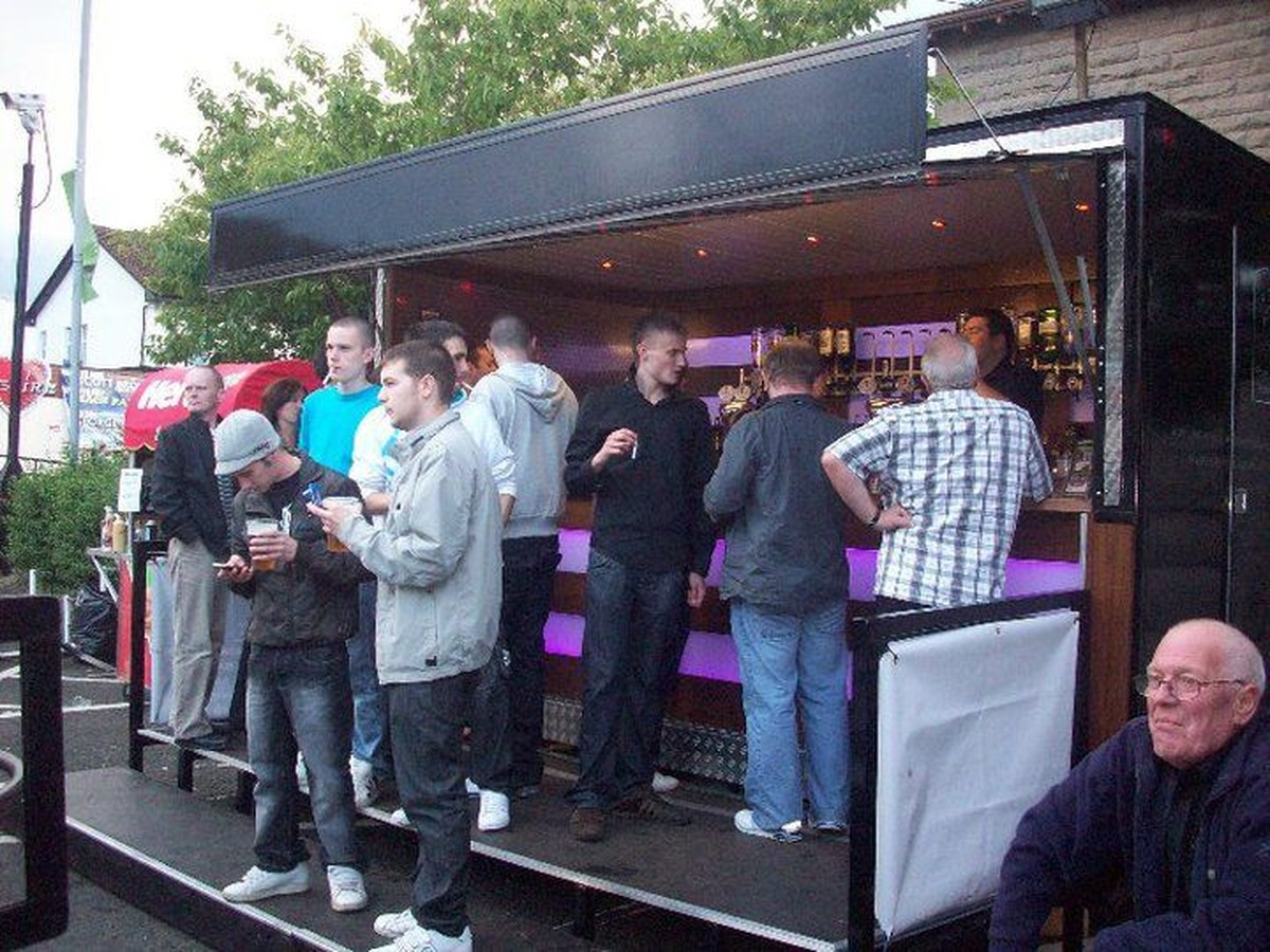 Profitable Business For Sale Bars And Pubs Mobile Bar