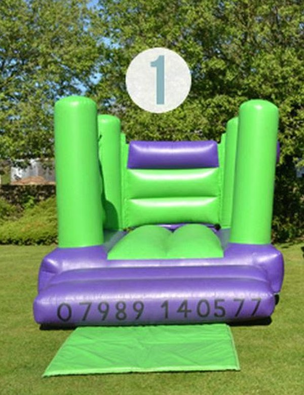 10ft x 10ft (9ft high) bouncy castle