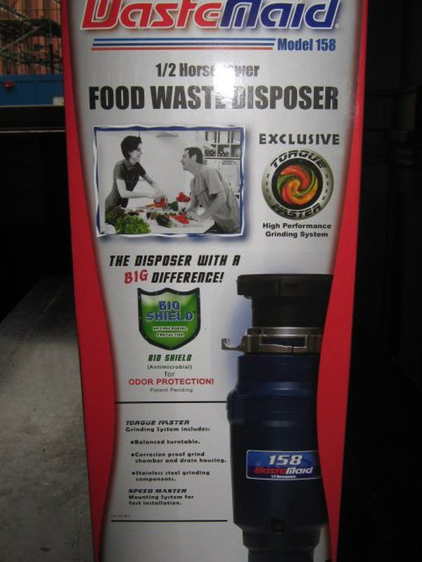 Waste Disposal Unit Wastemaid  for sale