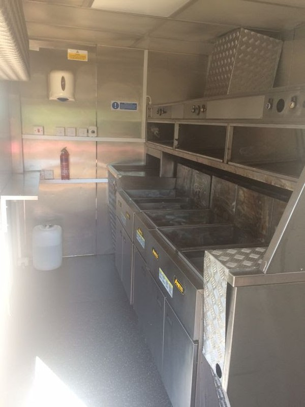 Secondhand Catering Equipment Catering Trailers Mobile