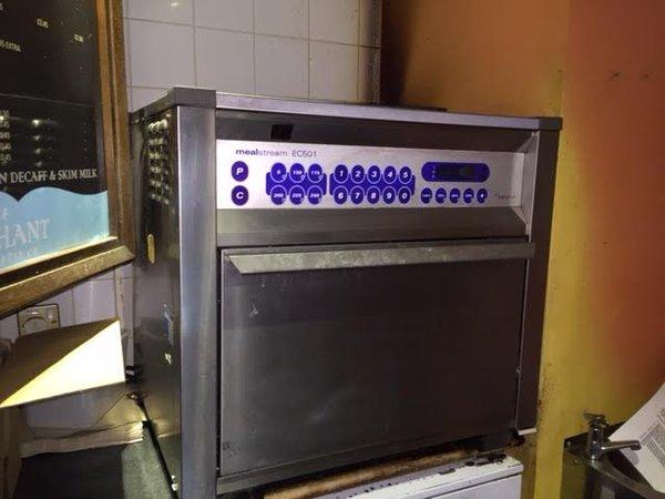 EC501 Merrychef Turbo oven