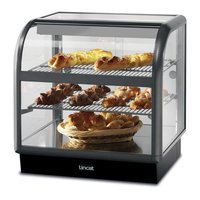 Seal (Lincat) Curved Front Ambient Food Merchandiser