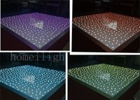 LED colour changing dance floor