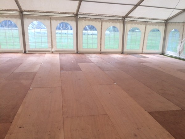Marquee Flooring / Interlocking Wooden Flooring