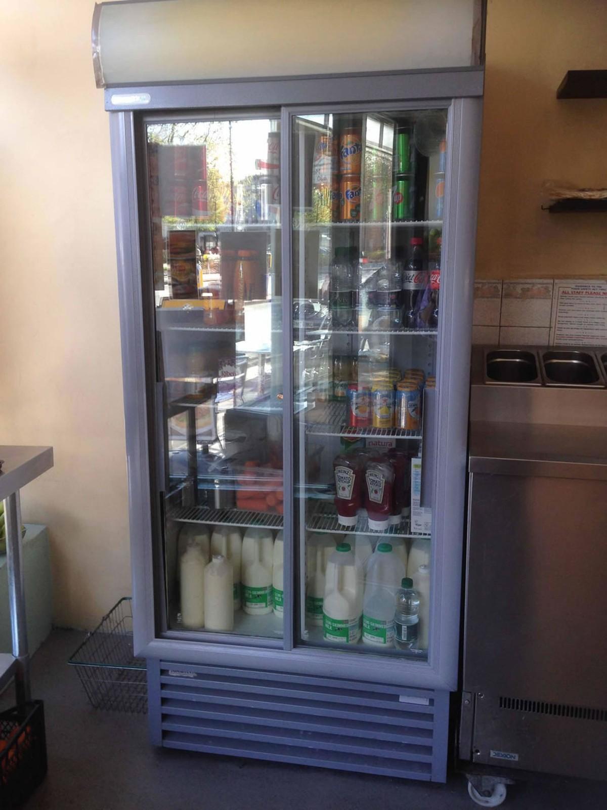 Secondhand Shop Equipment Drinks Display Fridges Commercial