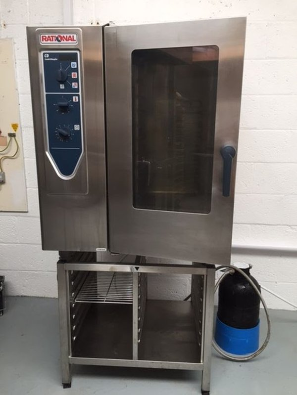 Rational CD101 combi Oven