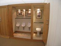 Oak Modular toilets