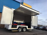 3.6m Lynton Exhibition Trailer