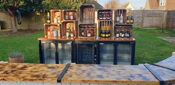 Events Mobile Bar Company  for purchase
