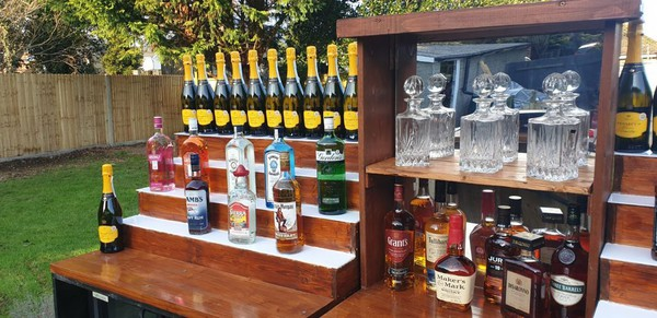Events Mobile Bar Company available to buy
