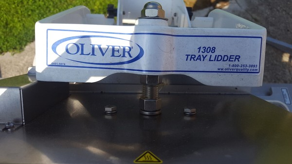 Tray Lidder / Heat Sealer