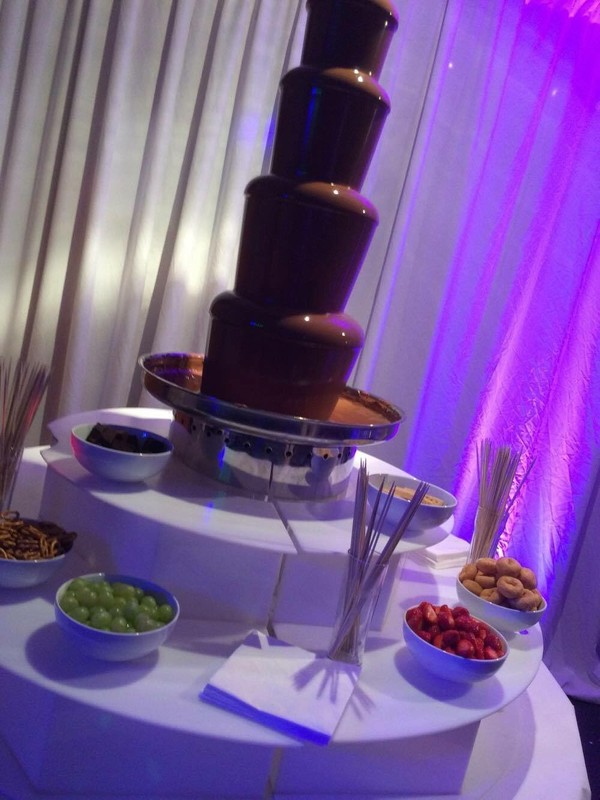 Commercial Grade Fun Food Products and Future Bookings