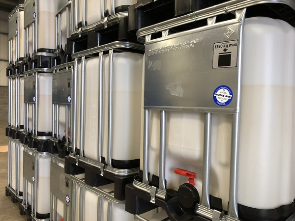 Second hand IBC tanks