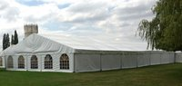 12m by 33m Roder UK Framed Marquee