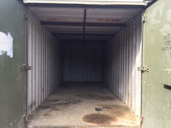 20'x8' Site Store