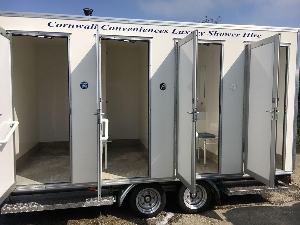 Secondhand Toilet Units
