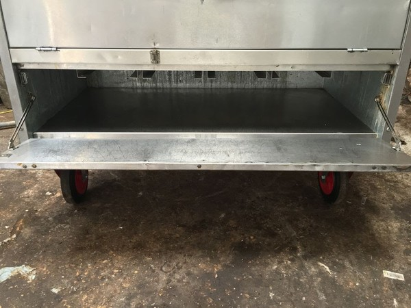 Victor Bain Marie Hot Cupboard
