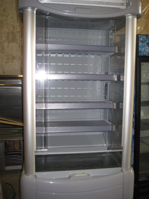 1 Metre High Capacity Multideck Display Chiller