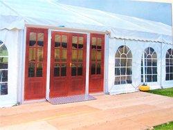 2nd Hand Professional Interlocking Marquee Flooring