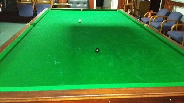 Snooker Table Full Sized