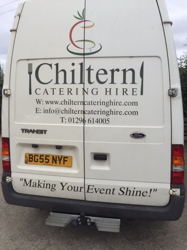 Catering Hire Business For Sale