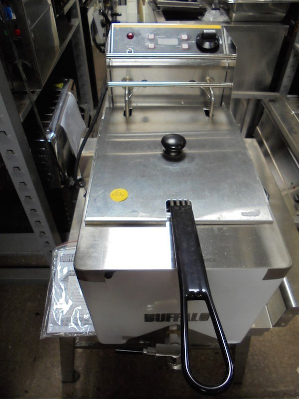 Single Table Top Fryer (3975)