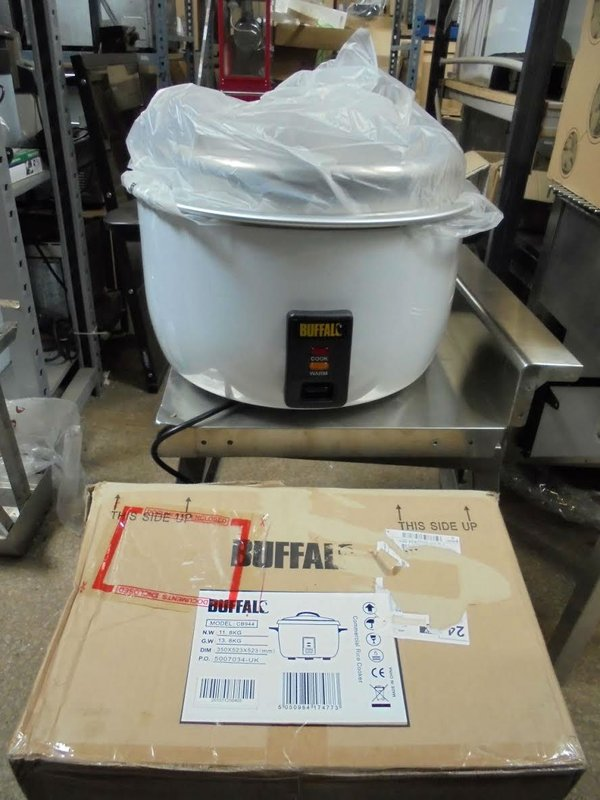 Buffalo CB944 rice cooker