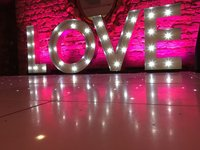4ft Illuminated Letters