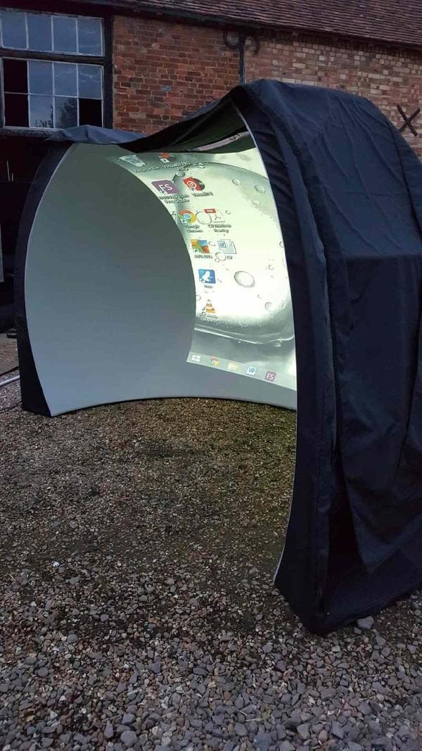 3D Immersive Screen