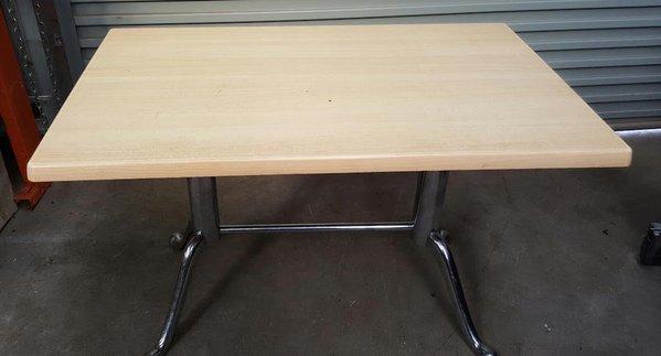 8x Werzalit Tables