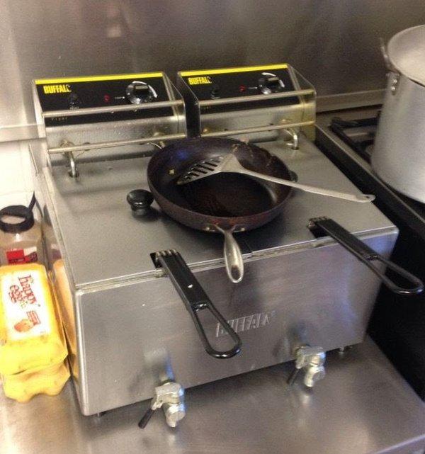 Buffalo Heavy Duty Deep Fat Fryer