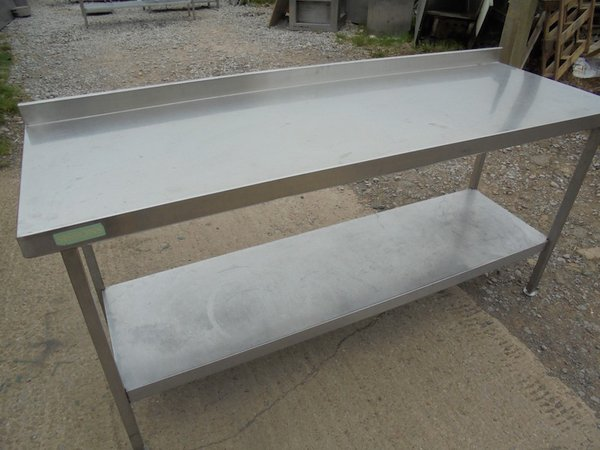 Stainless Steel Table (4064)